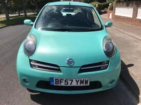*PRICE DROP* NISSAN MICRA 1.2L CHIC