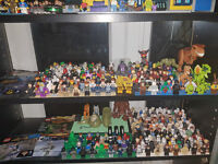 Lego Minifigures!! Star Wars, SuperHeroes, Jurassic World, Ninjago, Movie, Harry Potter, Hobbit/LOTR