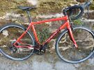 brand new fuji sportif 2,5 road bike