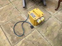 110 volt mains transformer