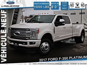 2017 Ford F-350 F-350*SUPER DUTY*PLATINUM* 246$/SEMAINE*