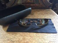 Oakley Nanowire 2.0 mens polarised sunglasses
