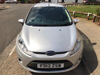 Ford fiesta 1.6 TDCI Econetic technology 2012 OPEN TO SENSIBLE OFFERS!!!!