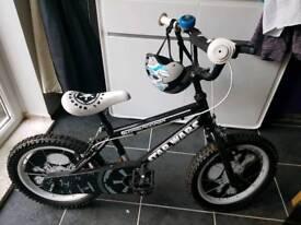 Stormtrooper boys bike