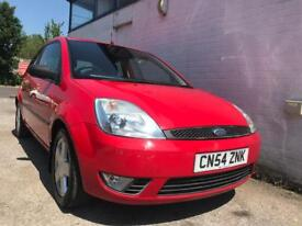 FORD FIESTA, 1.4 PETROL, 3 DOOR, HATCHBACK