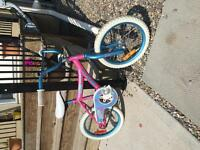 Free Lil Girls bike