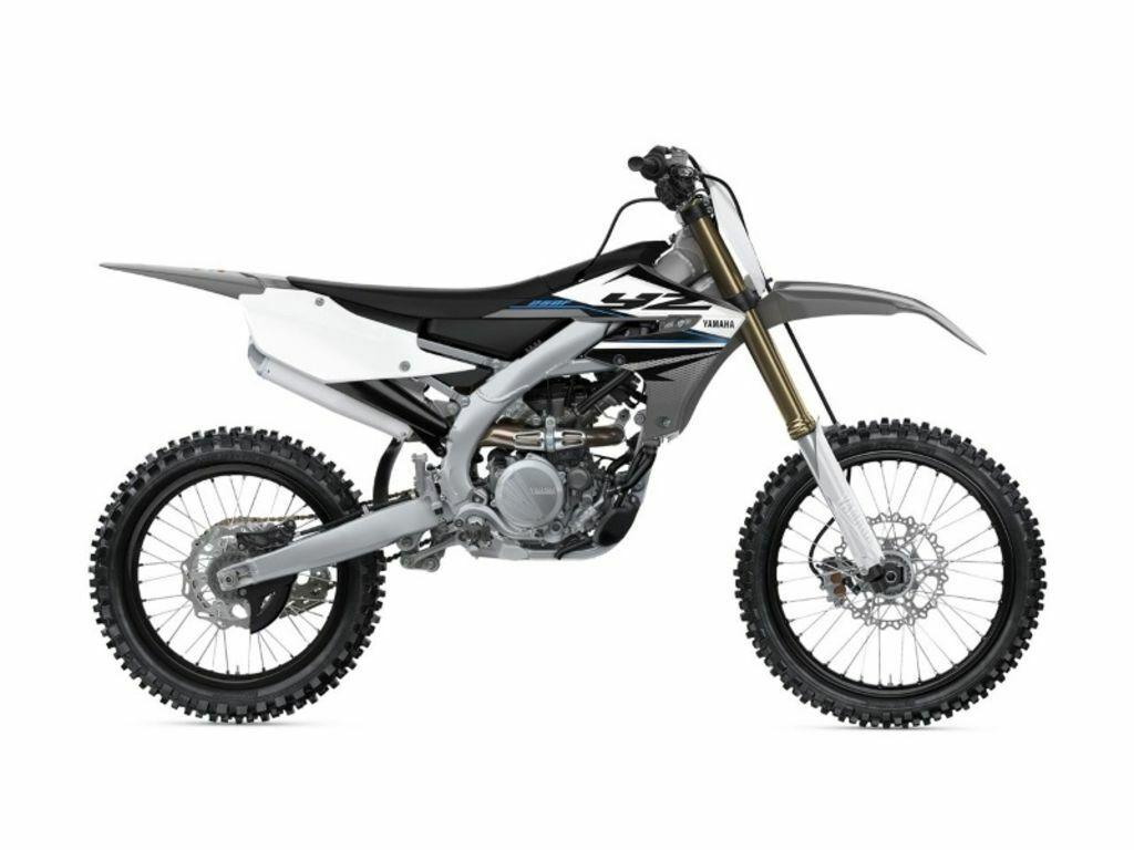 Picture of A 2020 Yamaha YZ250F