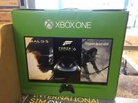 1tb Xbox one boxed with 2 month warranty