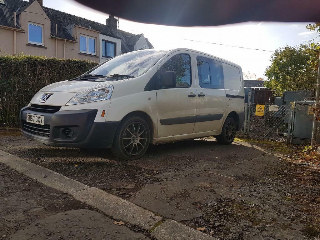 Wanted Peugeot expert/Citroen dispatch/fiat scudo 2007 van parts !!!!!