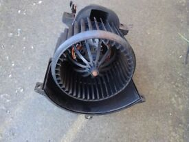 touareg 7L rhd heater blower fan motor 7L0820021S