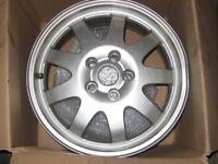 "X Type Jaguar Caicos 16"" Alloy Wheel"
