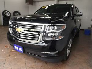 2016 Chevrolet Tahoe LTZ 4X4 LEATHER SUNROOF DVD 22'S Kitchener / Waterloo Kitchener Area image 9