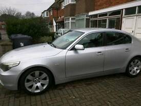 BMW 530d. Silver. Top Spec. £2995ono