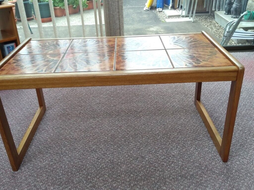 Swell Teak Coffee Table In Elgin Moray Gumtree Machost Co Dining Chair Design Ideas Machostcouk
