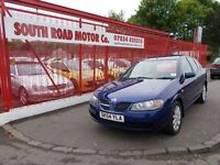 *NISSAN ALMERA SE 1.5*54 REG*VERY TIDY*LOW MILEAGE*FULL YEARS MOT*BARGAIN AT ONLY £1495*