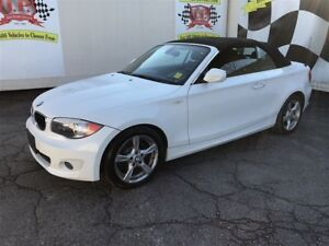2013 BMW 1 Series 128i, Auto, Navi, Leather, Convertible, 57,000