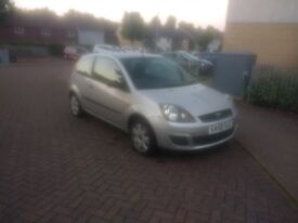 08 plate ford fiesta style for sale.