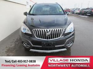 2016 Buick Encore AWD   No Accidents  