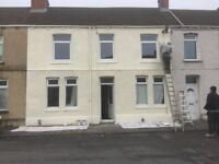 Spacious 3 bed mid terrace family home to rent, new kitchen and bathroom recently refurbished