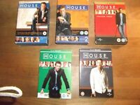 House Season 1 - 5 DVD Box Sets (139#)
