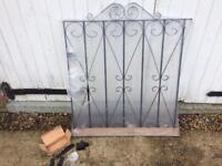 New Wrought Iron Garden Gate Side Gate Front Garden Gate