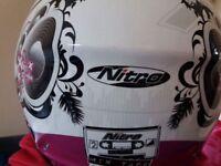Ladies Helmet xs like new