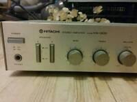 Hitachi hifi amplifier