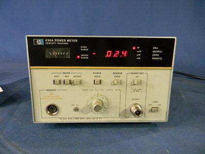 Agilent 436a Rf Power Meter