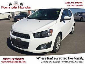 2014 Chevrolet Sonic AUTOMATIC | ACCIDENT FREE | ONE OWNER