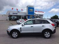 2009 Saturn VUE FWD LOCAL TRADE, LOADED, ALLOYS, CRUISE, KEYLESS