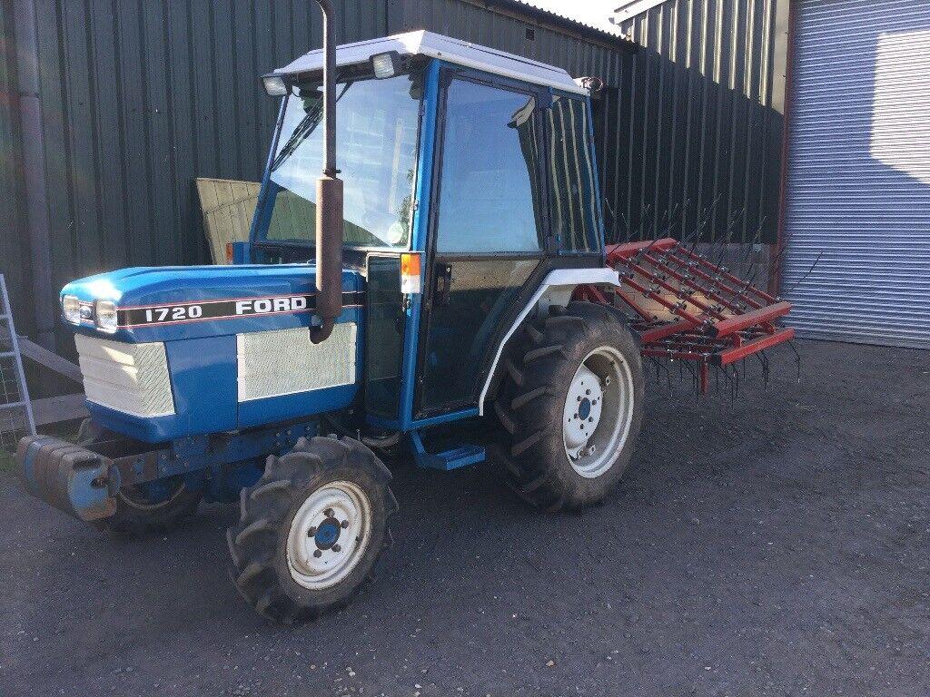 Ford 1720 Tractor Manual Wiring Diagram Compact In Shrewsbury Shropshire Gumtree 1024x768