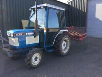 Ford 1720 Compact Tractor