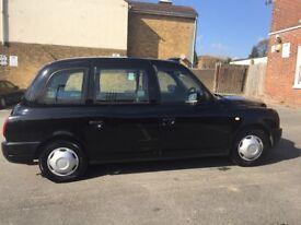 London taxi TX4 Dec 2011 Manual £9000