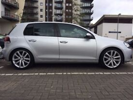 PRICE DROPPED! Silver VW Golf Mk6 - 2.0 GT TDI 140bhp
