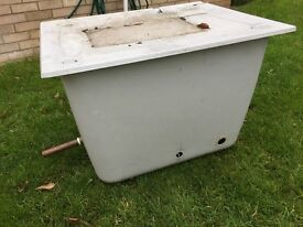 Cold Water Header Tank