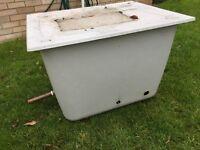 Cold Water Header Tank