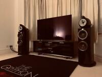B&W 802D3 Gloss Black - Superb Condition - RRP £17,000
