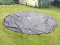Trampoline base 14ft diameter