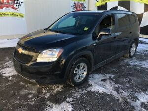 2012 Chevrolet Orlando 1LT, Automatic, Third Row Seating, Only 6