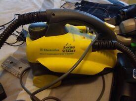 Electrolux enviro steamer3