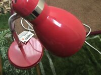 2 hardly used lamp in very good condition