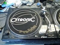 DJ Decks x4
