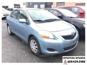 2009 Toyota Yaris Base; Local BC vehicle!
