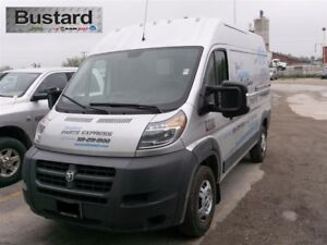 2017 Ram ProMaster 2500 HIGH ROOF | BLUETOOTH | BACK UP CAM | AC