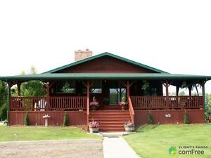 $1,350,000 - Country home for sale in Lac Ste. Anne County