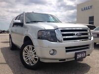 2012 Ford Expedition Limited 4x4 Navigation MoonRoof One Owner