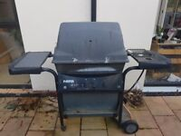 Free Gas barbecue