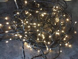 Christmas tree lights 120