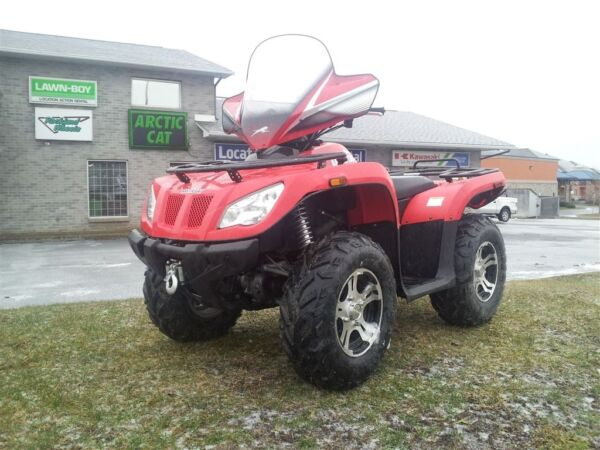 Used 2013 Arctic Cat 4X4-450 Automatic
