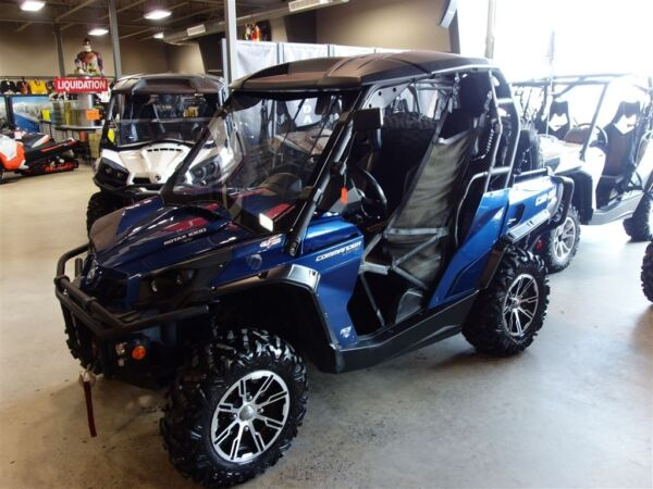 Used 2012 Can-Am Commander 1000 Limited